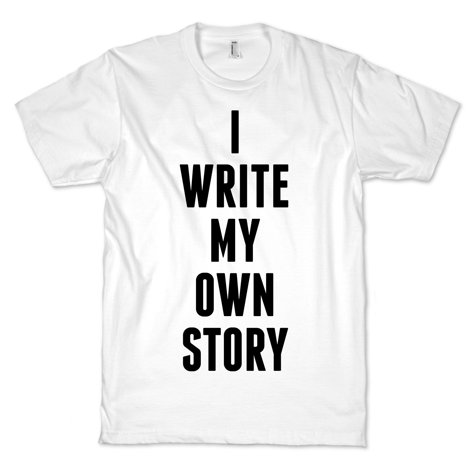 write my own story online