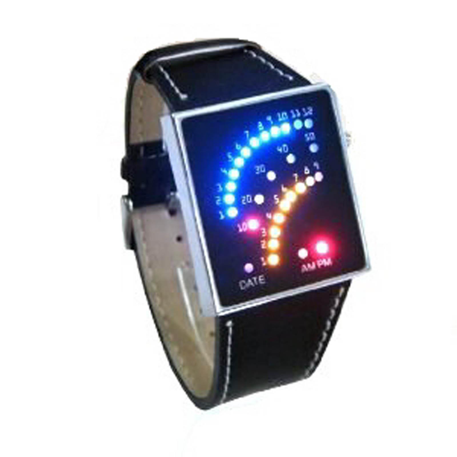 led watch black - photo #21