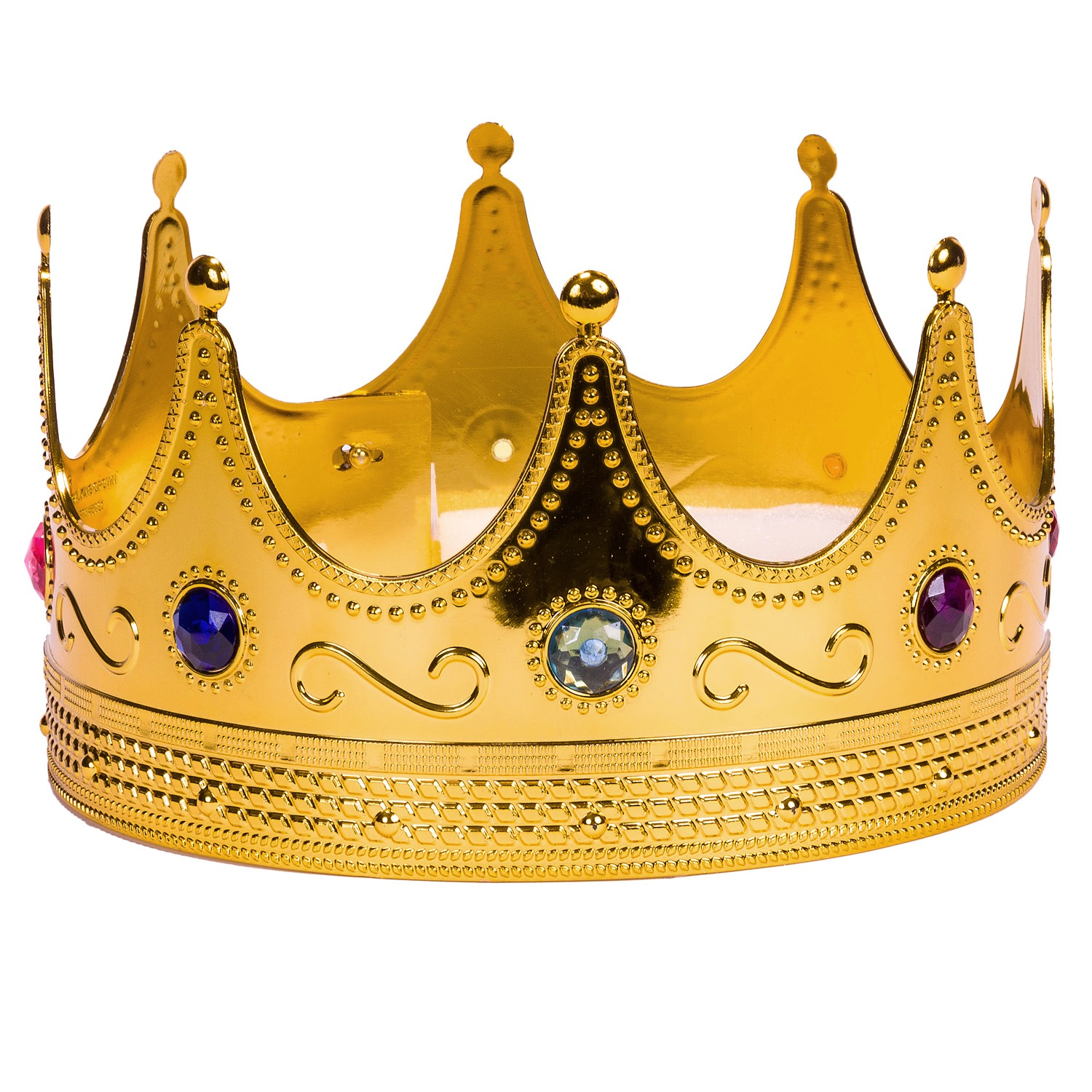 the gallery for gt gold king crown