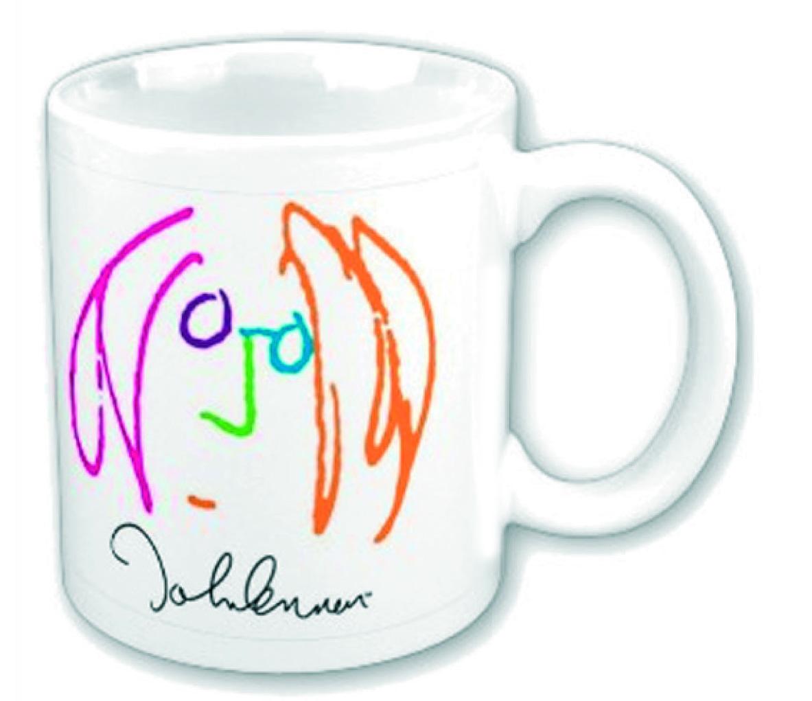 John-Lennon-Self-Portrait-Signature-Boxed-12-Ounce-Ceramic-Coffee-Tea-Mug-Cup