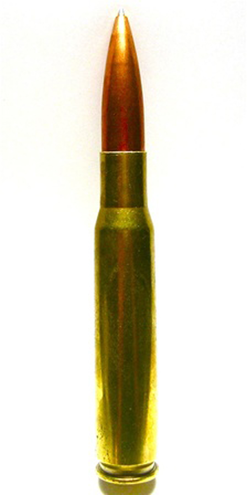 50 caliber machine gun bullet