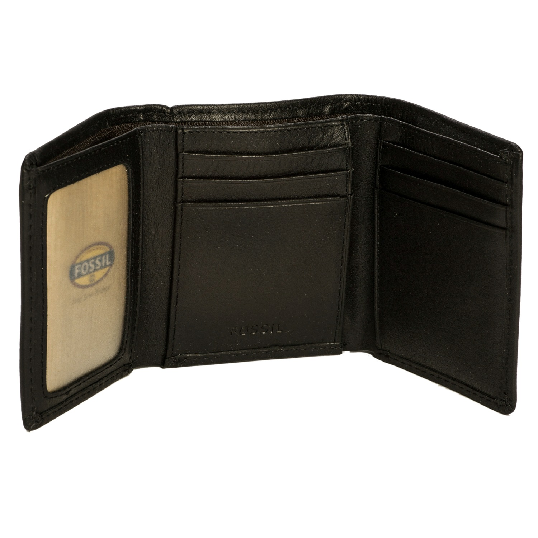 fossil wallets for men trifold wallet design