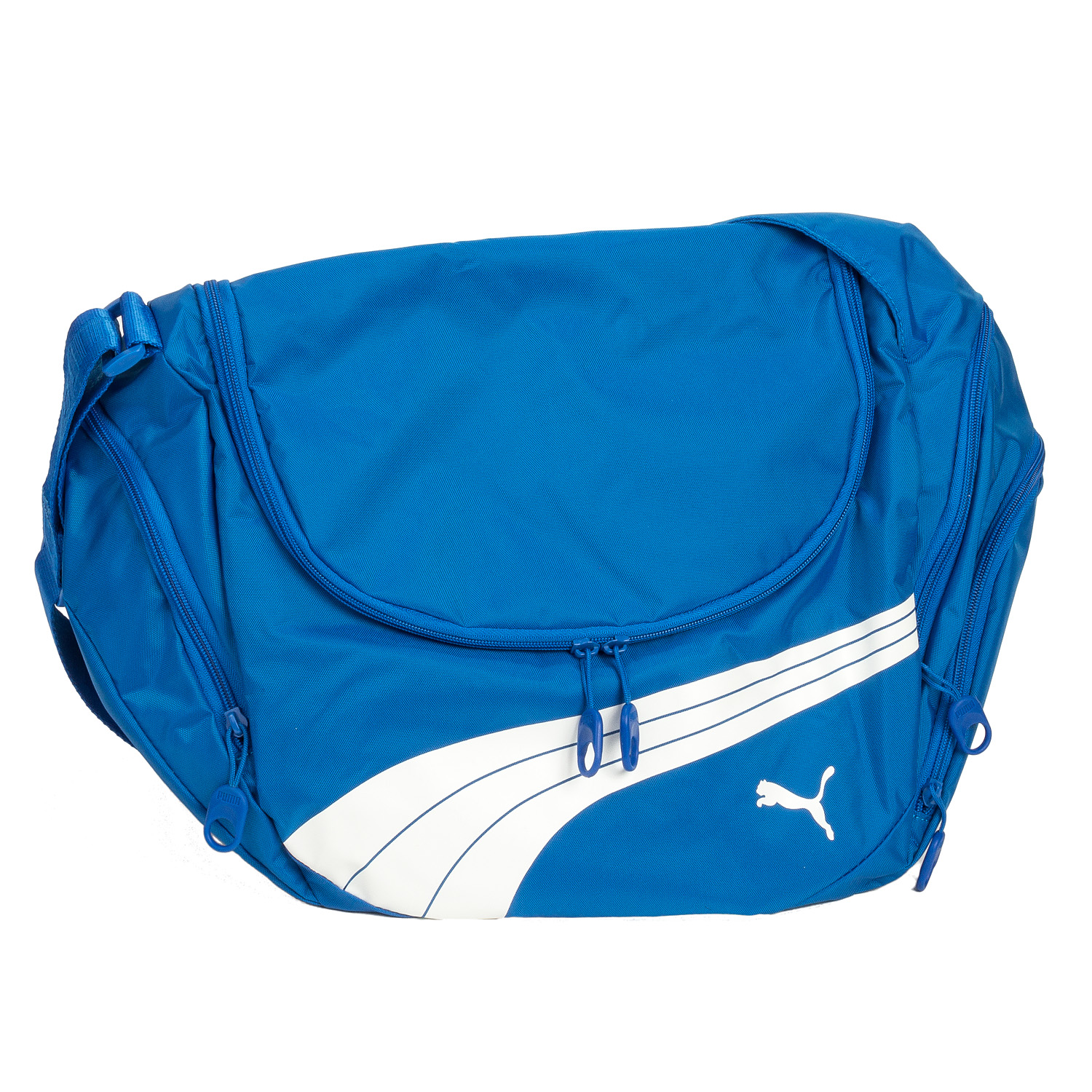Puma Royal Blue Freestyle Hobo Travel Duffle Duffel Sports Gym Bag ...