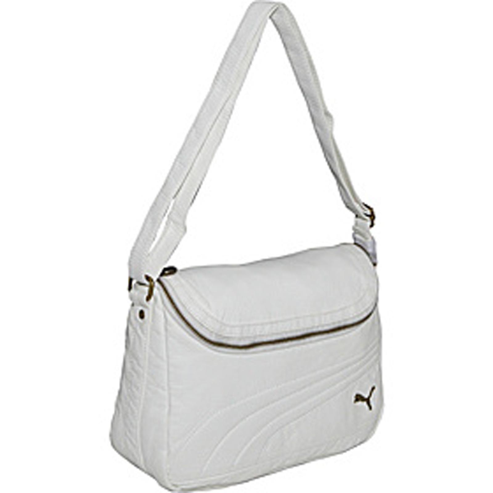 Brilliant PUMA Puma Ferrari LS Shoulder Hand Bag Boston Bag For Women
