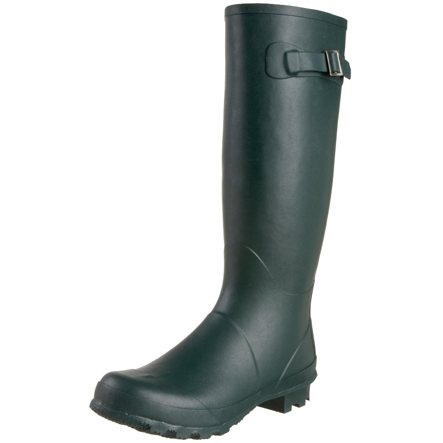 Nomad Forest Green Hurricane Rubber Galoshes Womens Rain ...