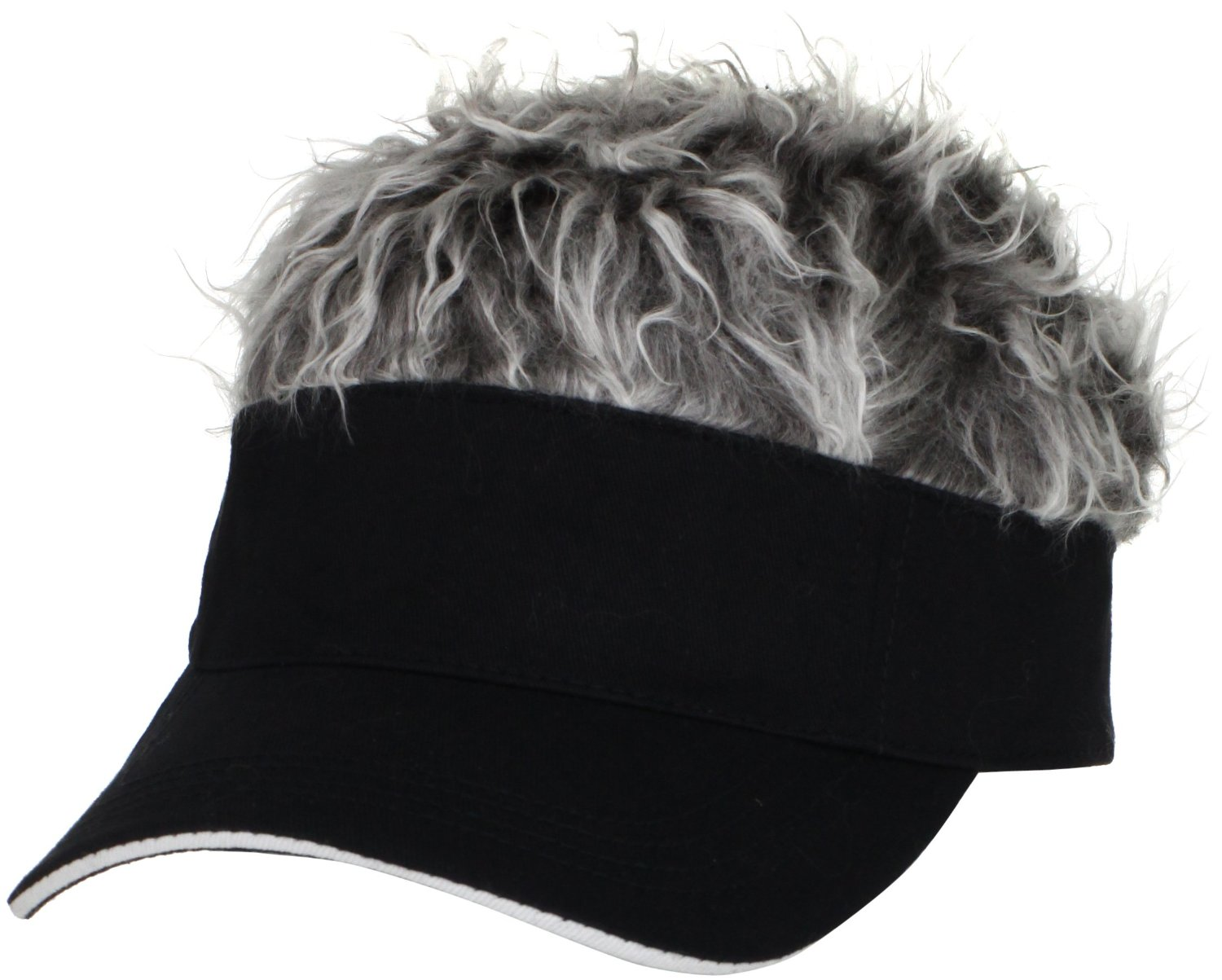flair hair 039 s boy 039 s velcro visor hat cap w