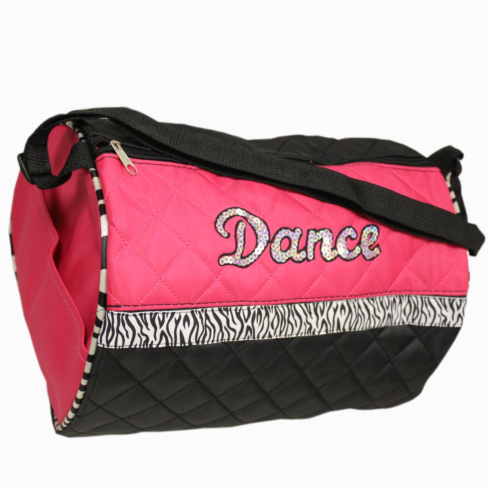 Gym Bag Walmart: Girl's Dance Duffle Bag New