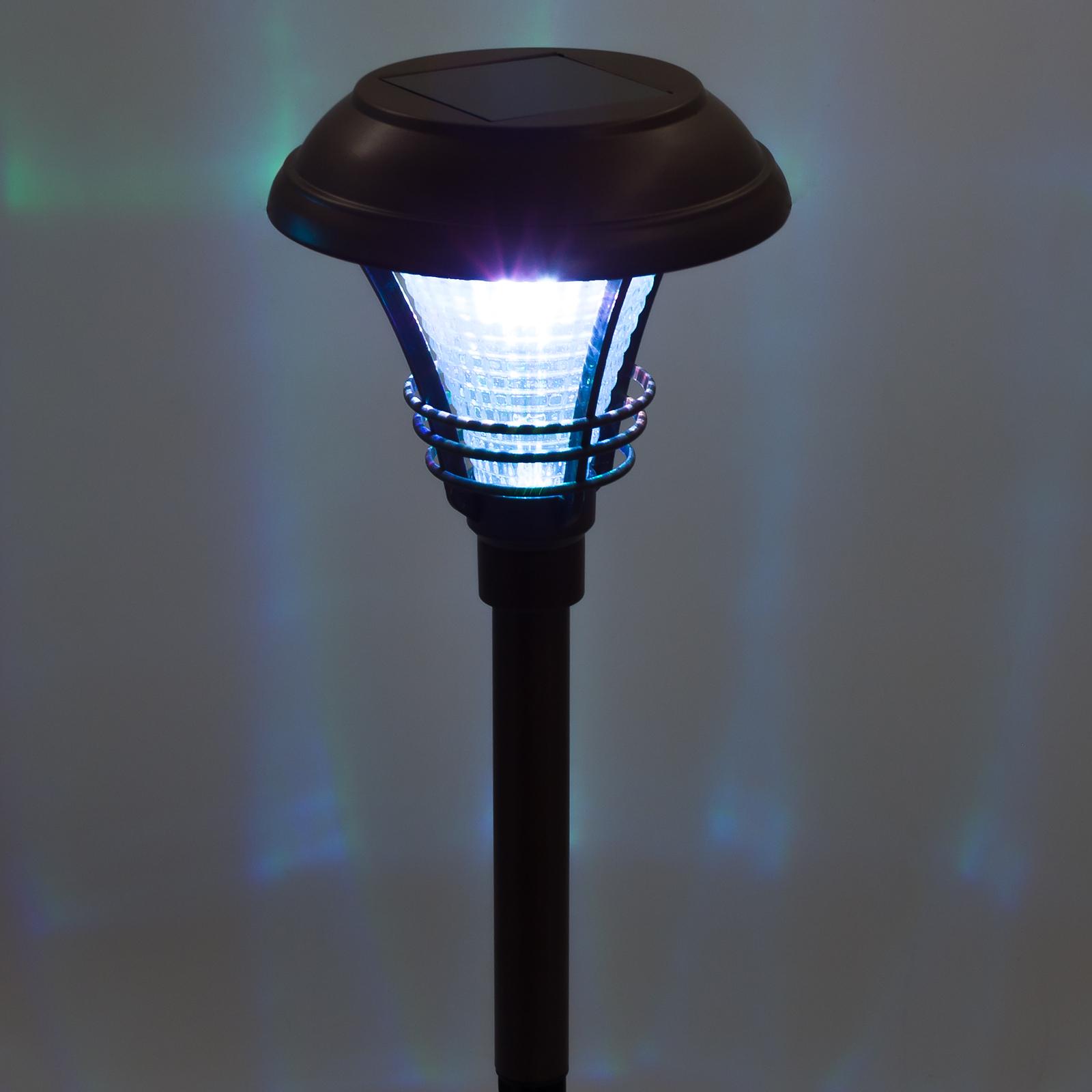 Outdoor Led Antique Solar Landscape Garden Path Light Lamp: WESTINGHOUSE NEW Kenbury Solar Outdoor Garden LED Stake