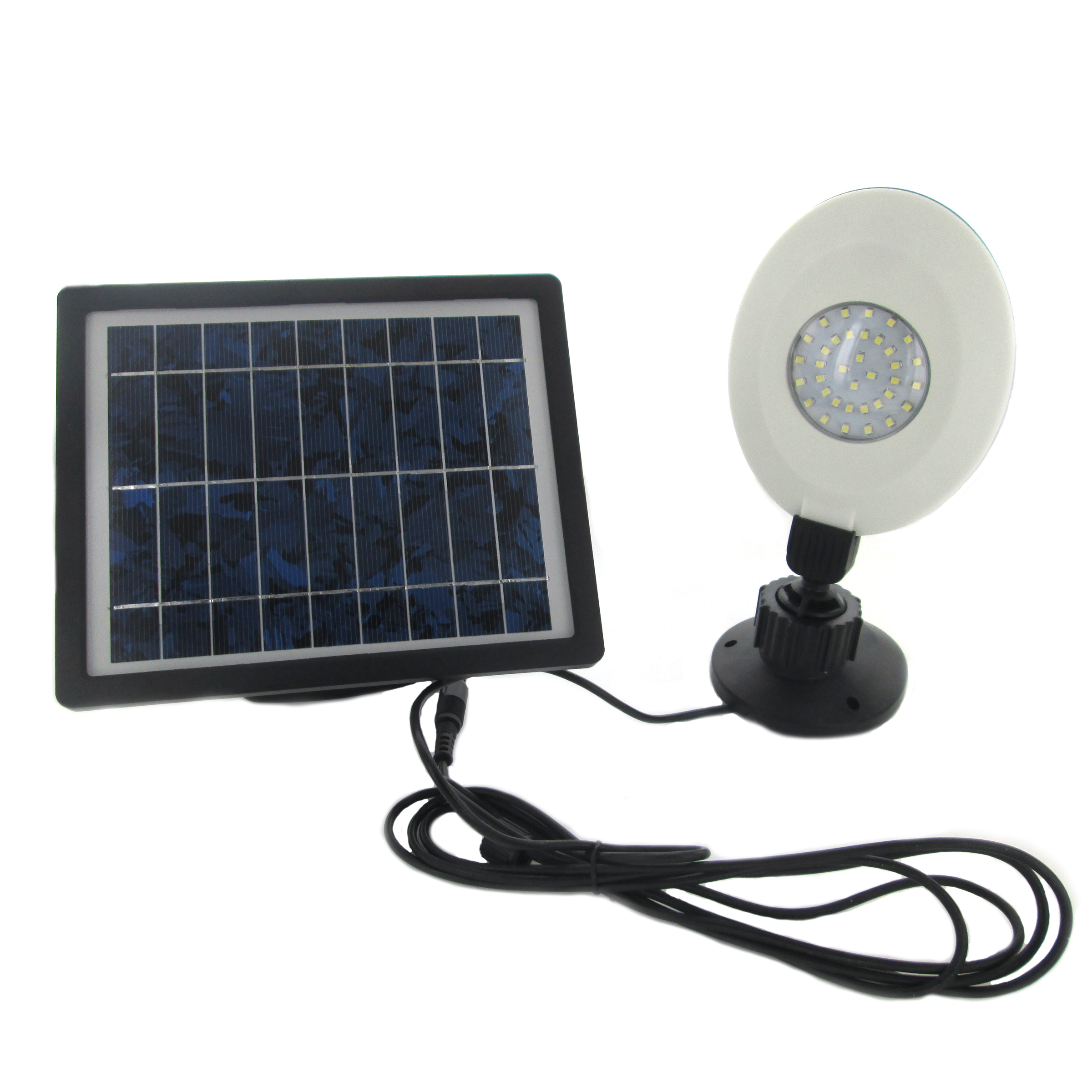 Reusable Revolution Solar Powered 36 LED Rechargeable Wall Mounted Flood Light at Sears.com