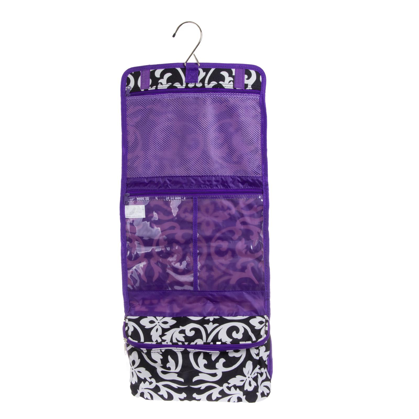 Popular Kathmandu Mens Womens Kit Classic Hanging Travel Organiser Toiletry Bag Black | EBay