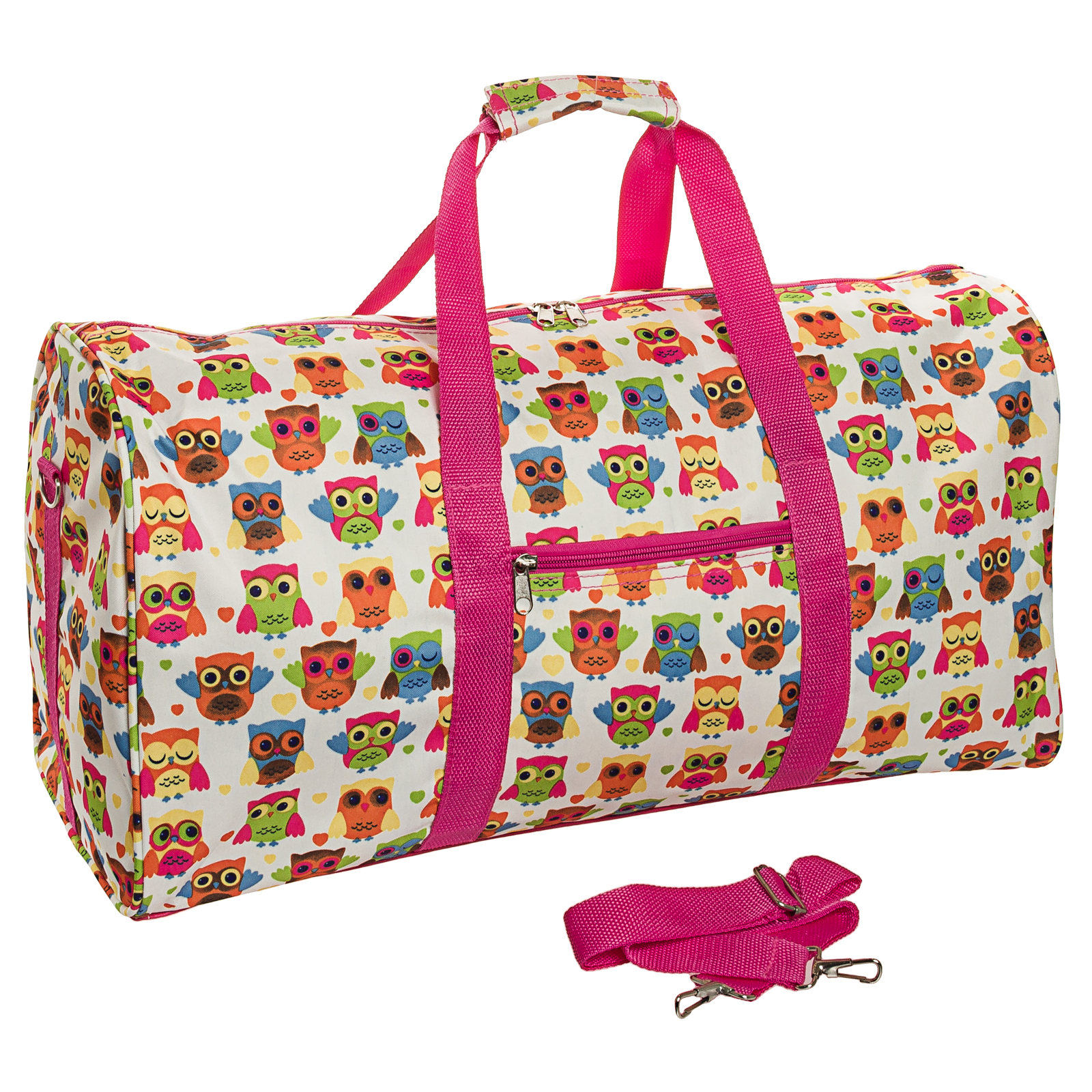 Lastest Jenni Chan Womenu0026#39;s Damask 20-inch Carry On Soft Gym Duffel Bag - Walmart.com