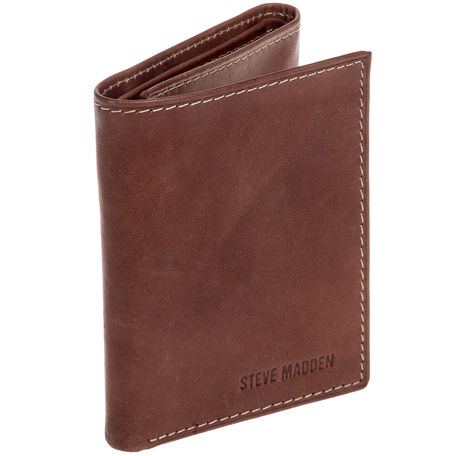 484cad7261a4 Genuine Mens Leather Trifold Wallets | Stanford Center for ...