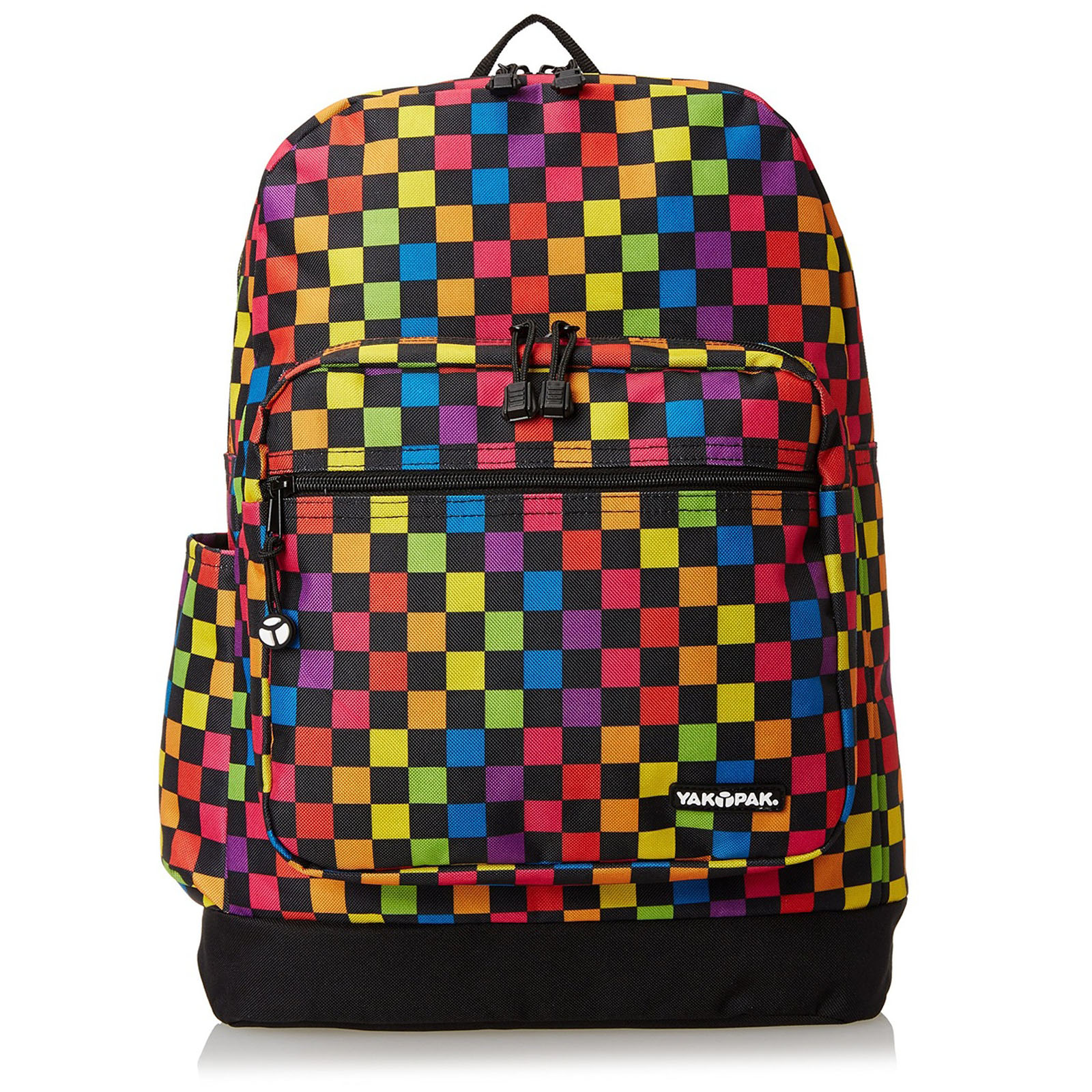 Details about Yak Pak Deluxe Backpack - Student School Laptop Bag