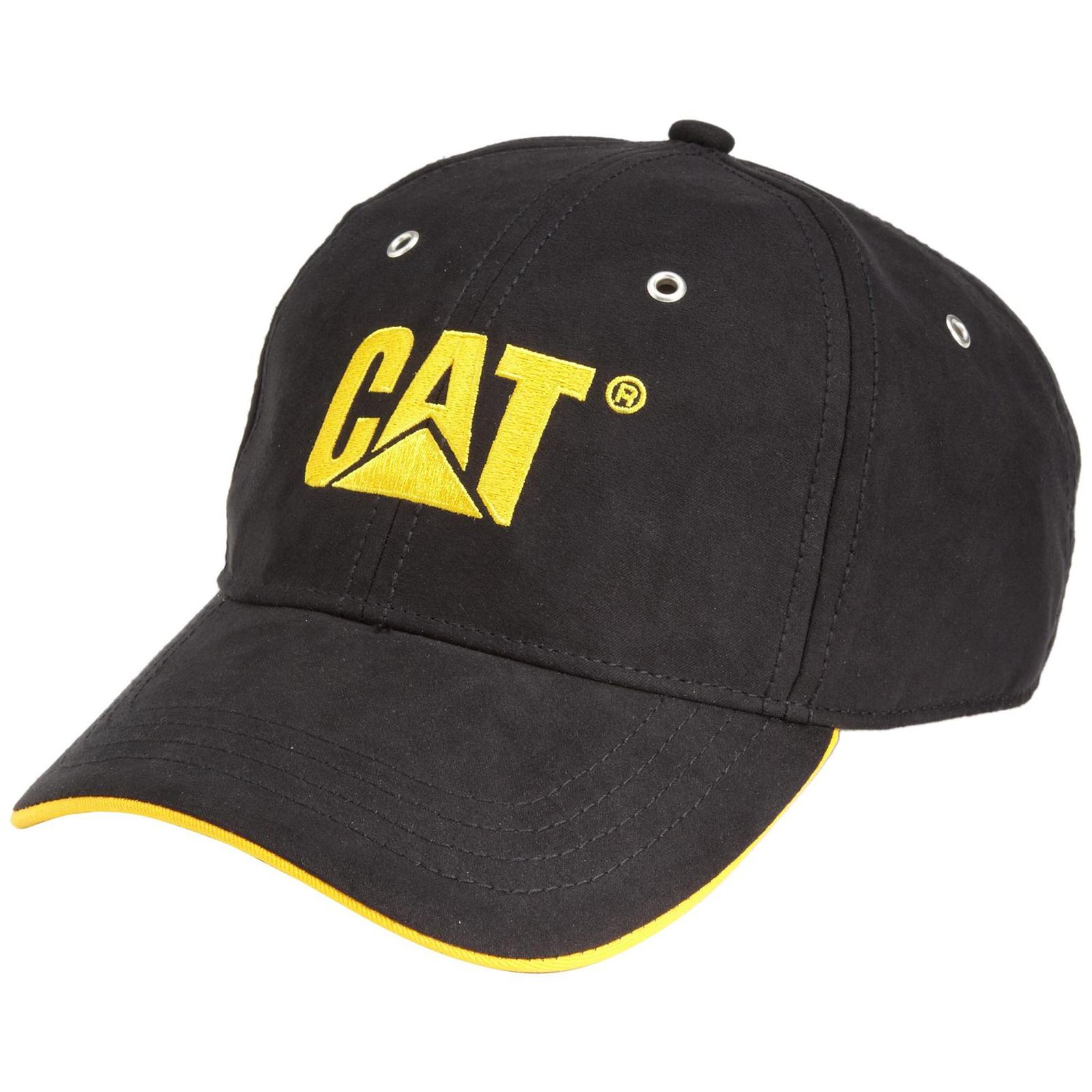 Caterpillar Cat Men S Microsuede Trademark Adjustable