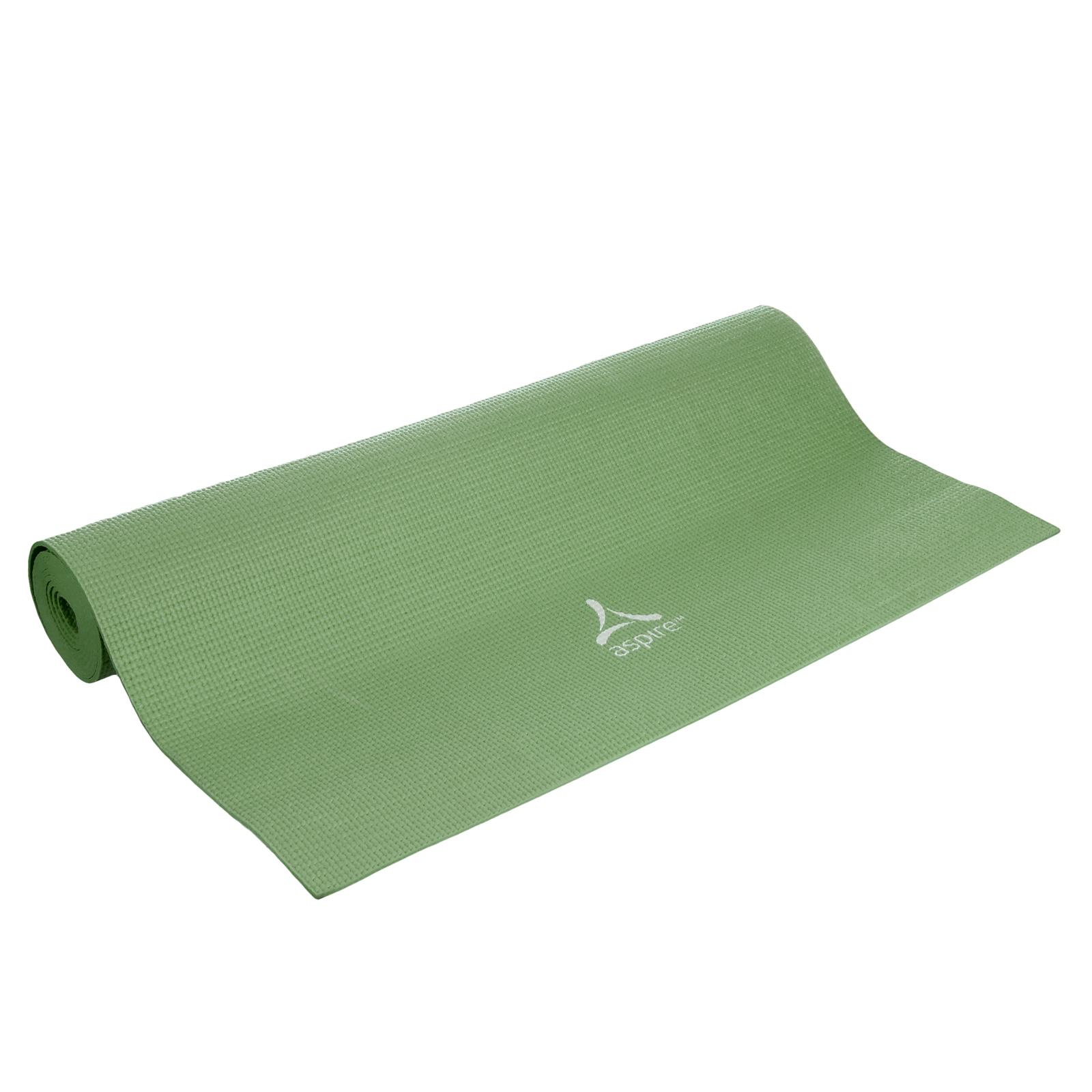 Gaiam 3mm Phthalate Free Nonslip Exercise Pilates Yoga