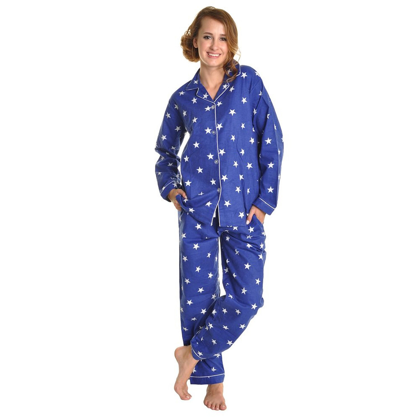 Womens Flannel Pajamas Sets - World's Softest Pajamas for Women. from $ 69 99 Prime. out of 5 stars Leisureland. Women's Cotton Flannel Long Sleeve Pajama Set, PJs Sleepwear. from $ 22 86 Prime. out of 5 stars SleepytimePjs. Holiday Family Matching Red Trees Flannel PJs Sets .