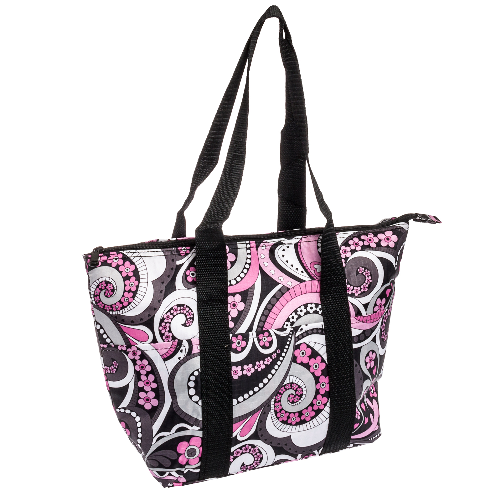 Excellent Ladies Black Insulated Satchel | Lunch Bag | By Spearmark | EBay