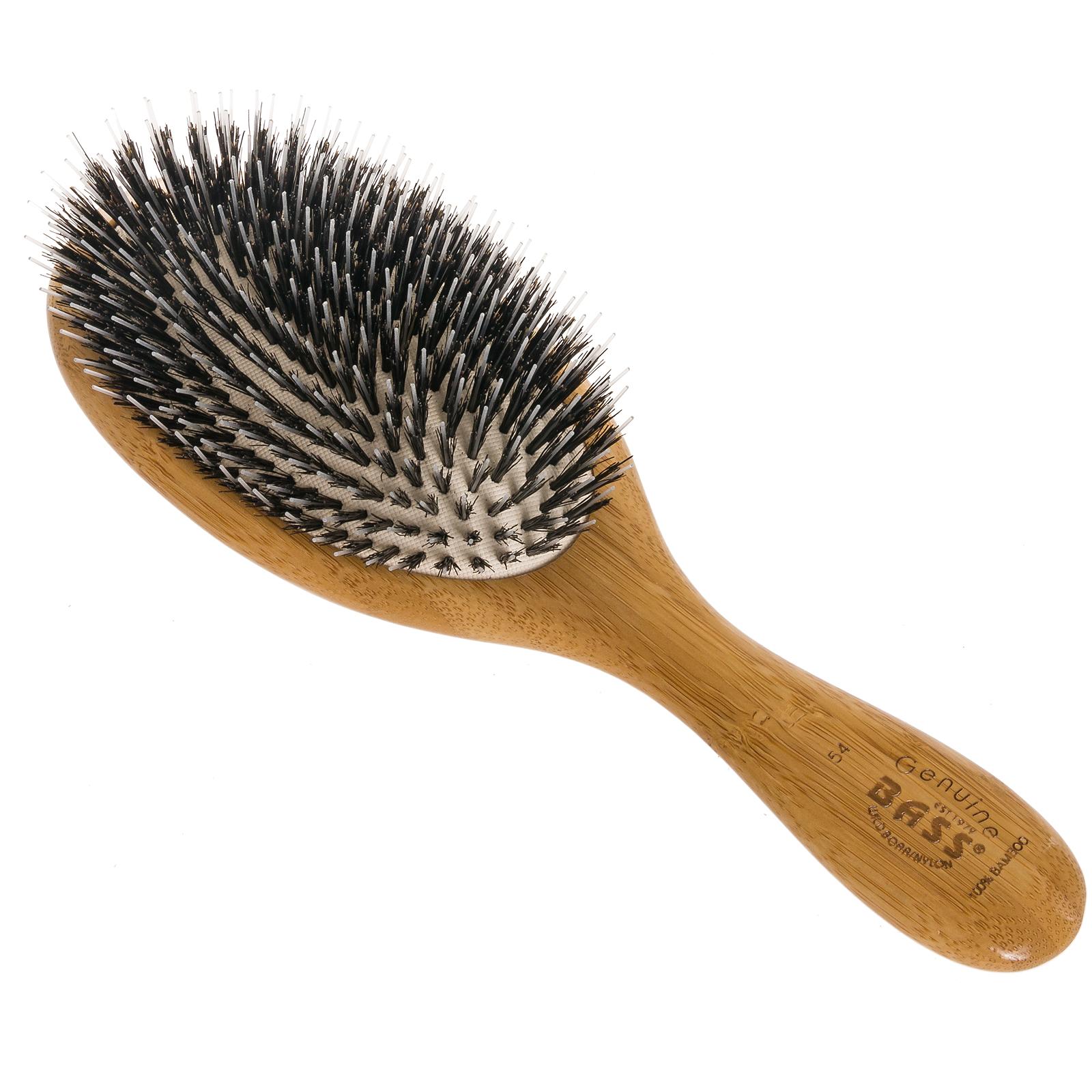 Bass boar hair brush
