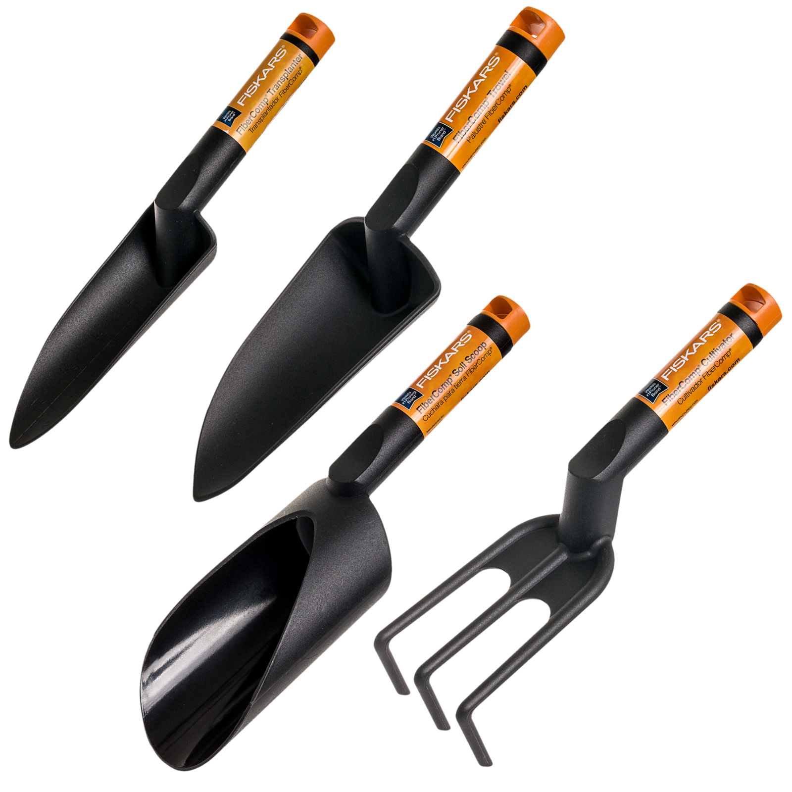 Fiskars new fibercomp garden gardening landscaping yard for Gardening tools 4 letters