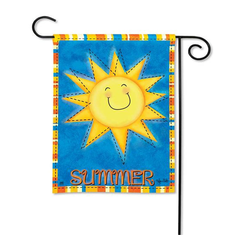 Breezeart New Summer Sun Decorative Outdoor Garden Yard