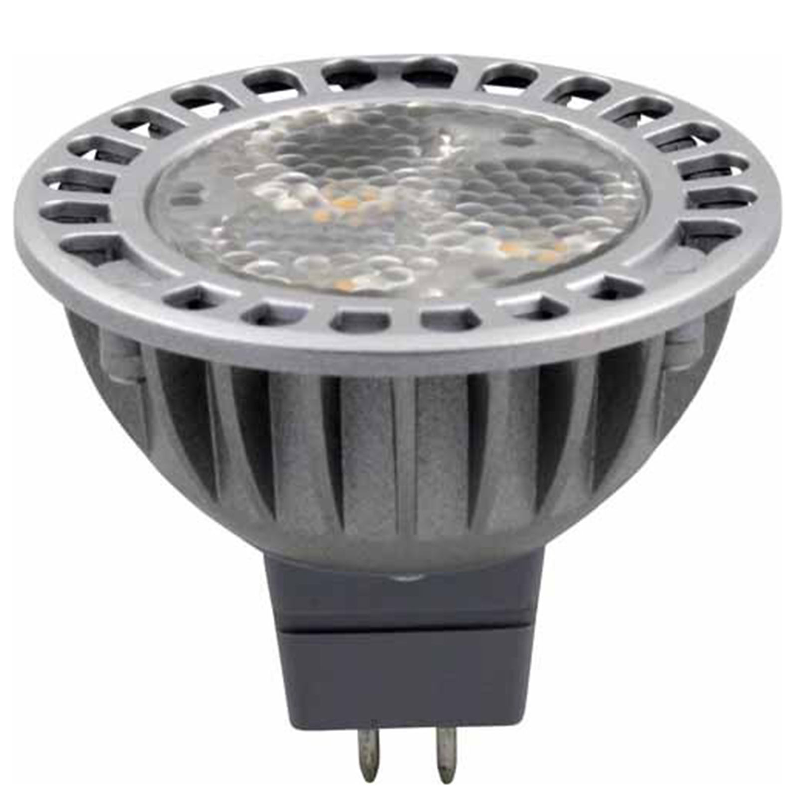Fusion Lamps 3000k Mr16 High Efficiency Long Life 4w Led