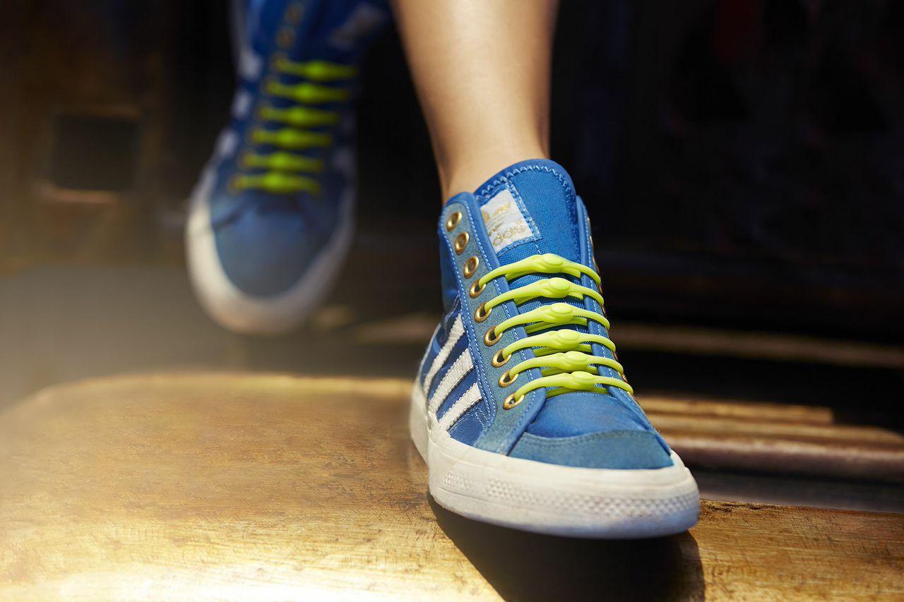 hickies elastic no tie shoelace athletic shoe lacing