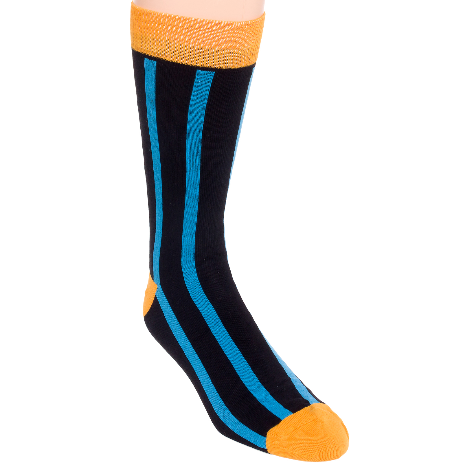 Athletic crew socks are available in an acrylic material, as well as a virgin wool and cashmere blend, a tweed silk blend for boots, an extra fine merino wool blend and more. Whether searching for a special type of fabric in a particular color or just looking for solid color socks without all the patterns and designs, this collection is a trusted blend of both.