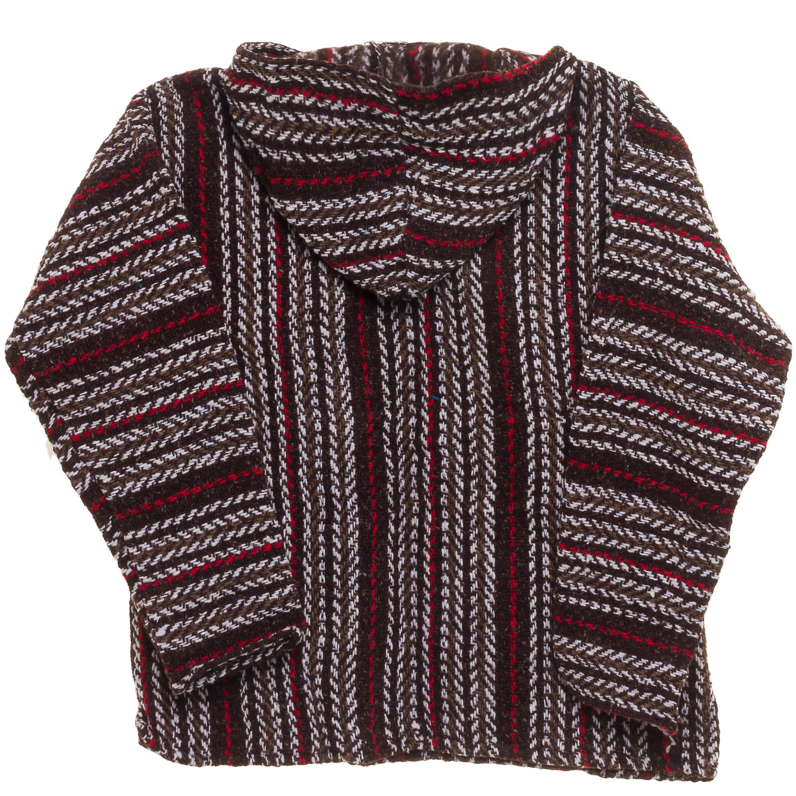Poncho jacket hoodie