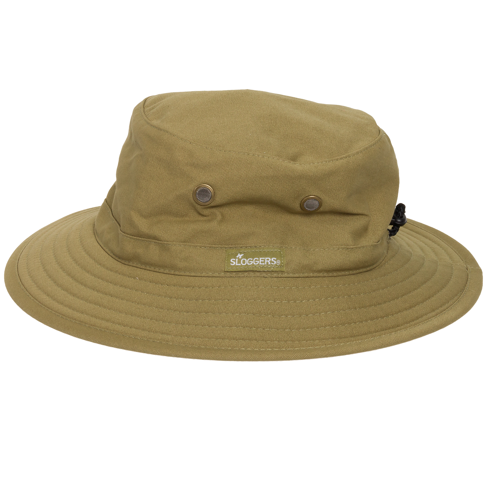 Sloggers men 39 s classic cotton upf 50 fishing bucket hat for Best fishing hat