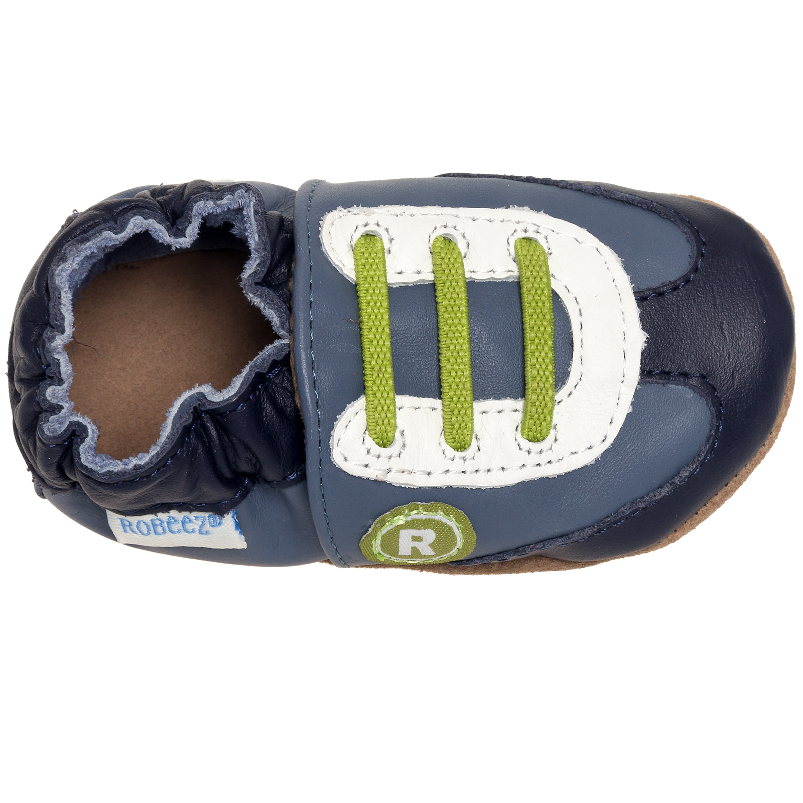 ROBEEZ NEW All Star Rodney Non Slip Infant Baby Toddler