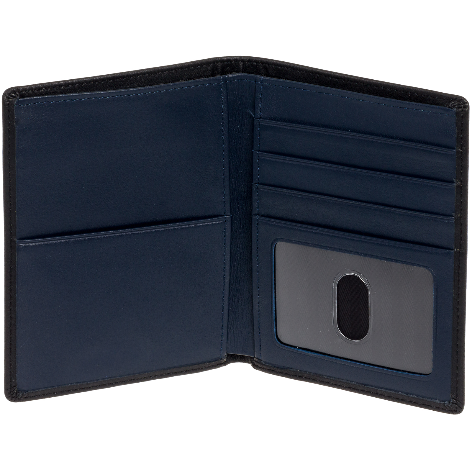 Osgoode Marley Mens Genuine Leather Rfid Passport Wallet Ebay