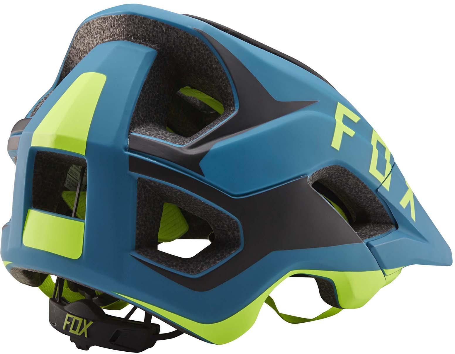 Fox Racing Metah MTB Adjustable Safety Adult Bike Helmet