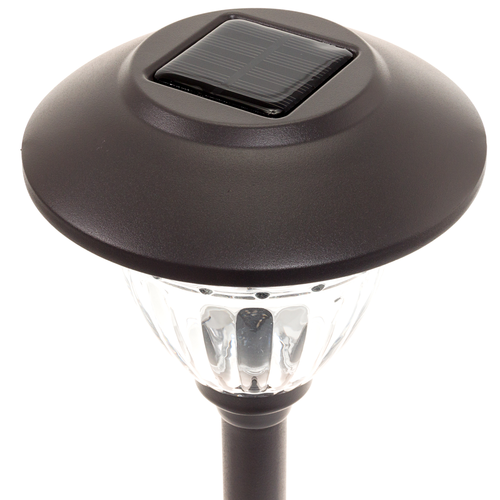 Energizer new stainless steel led solar stake path light for Led walkway lights