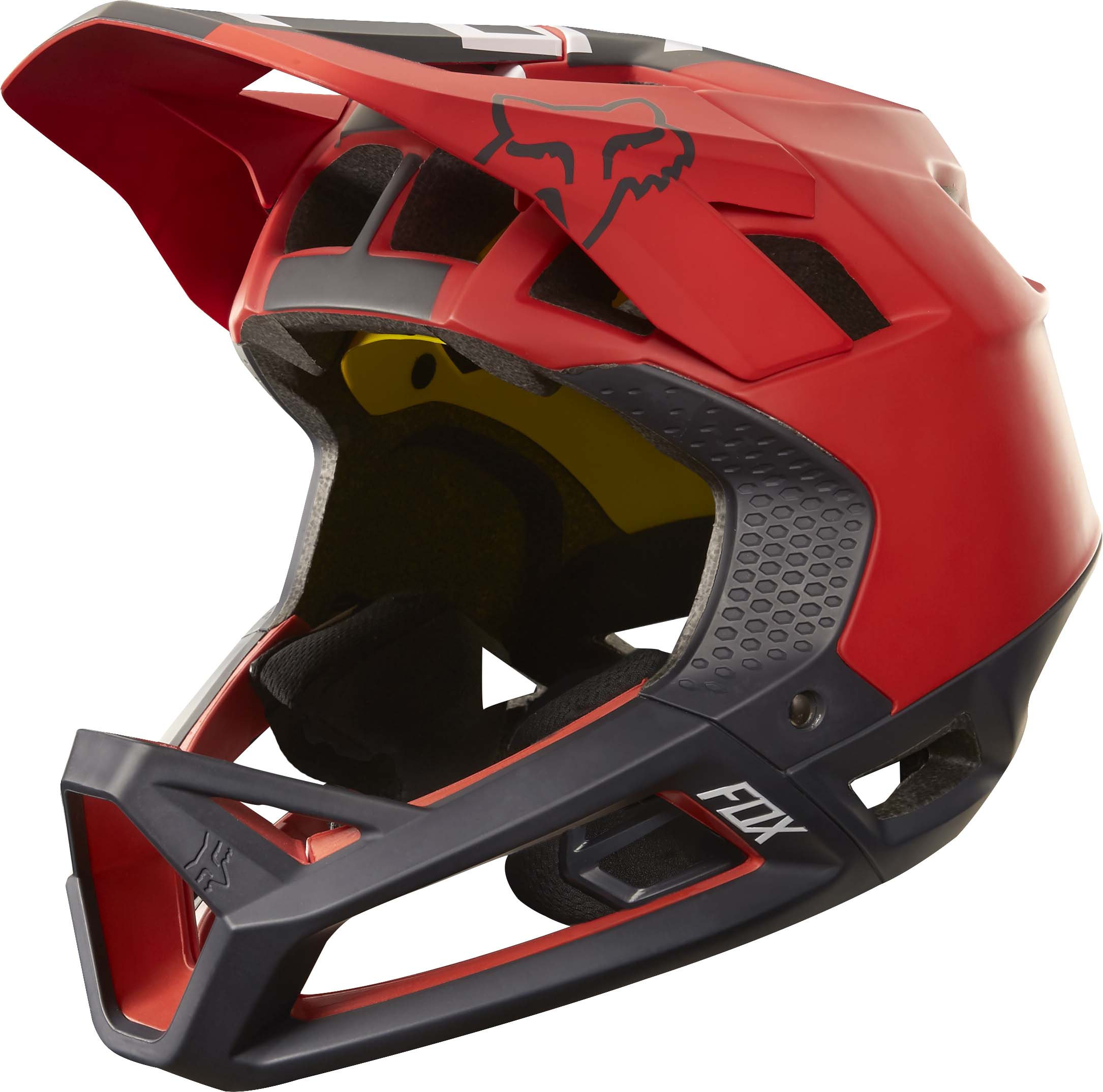 fox proframe full face mtb downhill bike helmet ebay