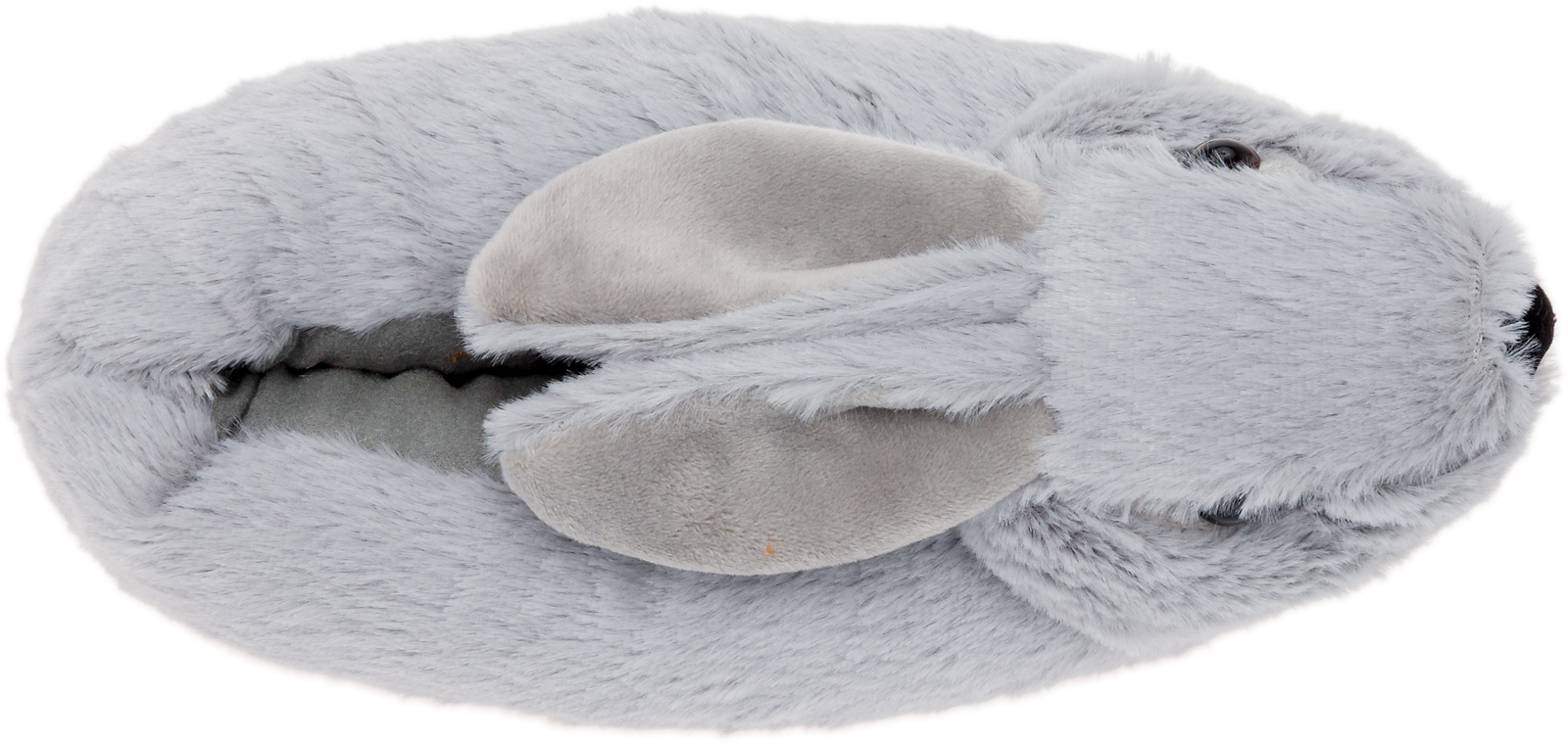 SILVER LILLY NEW Classic Bunny Slippers Novelty Plush Animal House Slippers