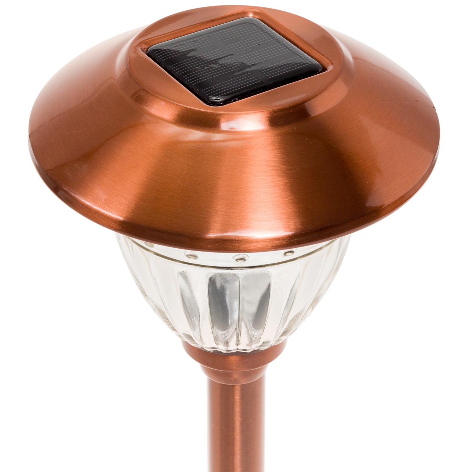 Amazon Com Solar Powered Stake