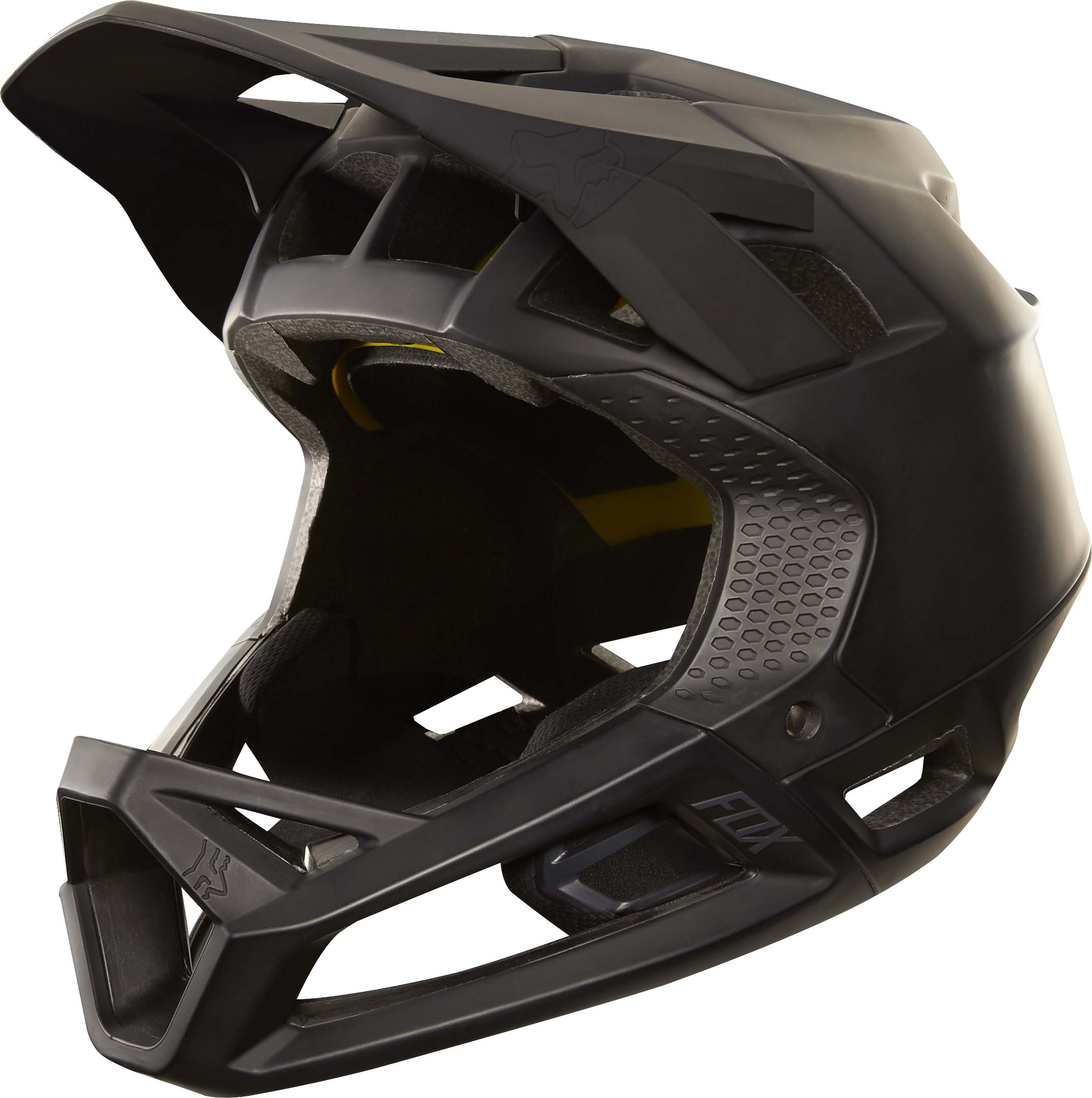 fox proframe full face mtb downhill bike helmet ebay. Black Bedroom Furniture Sets. Home Design Ideas