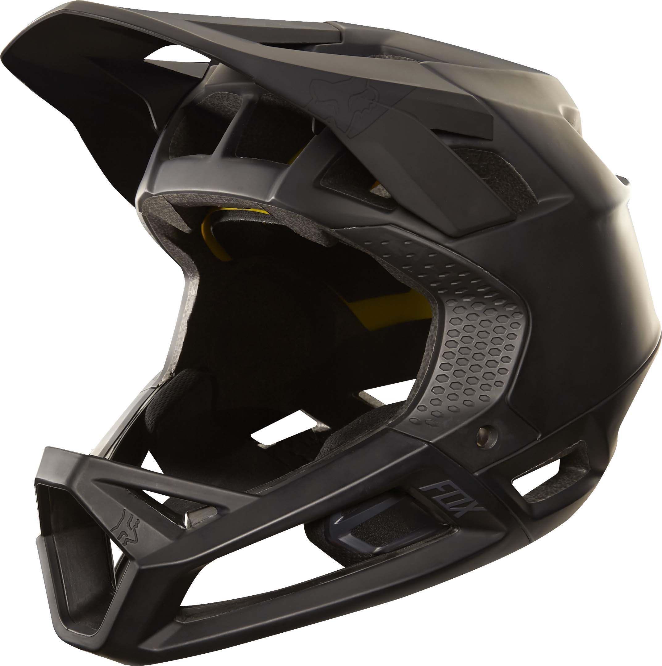 fox proframe full face mtb downhill bike helmet ebay. Black Bedroom Furniture Sets. Home Design Ideas