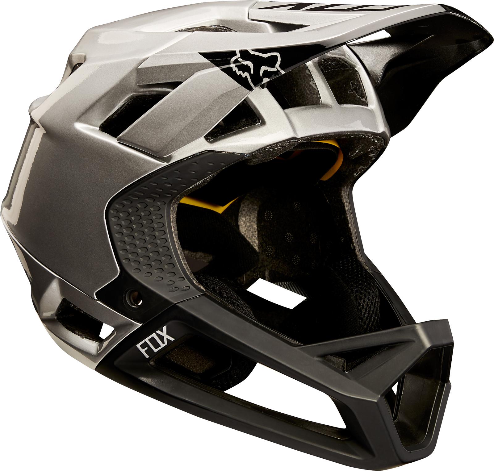 Fox Proframe Full Face Mtb Downhill Bike Helmet Ebay
