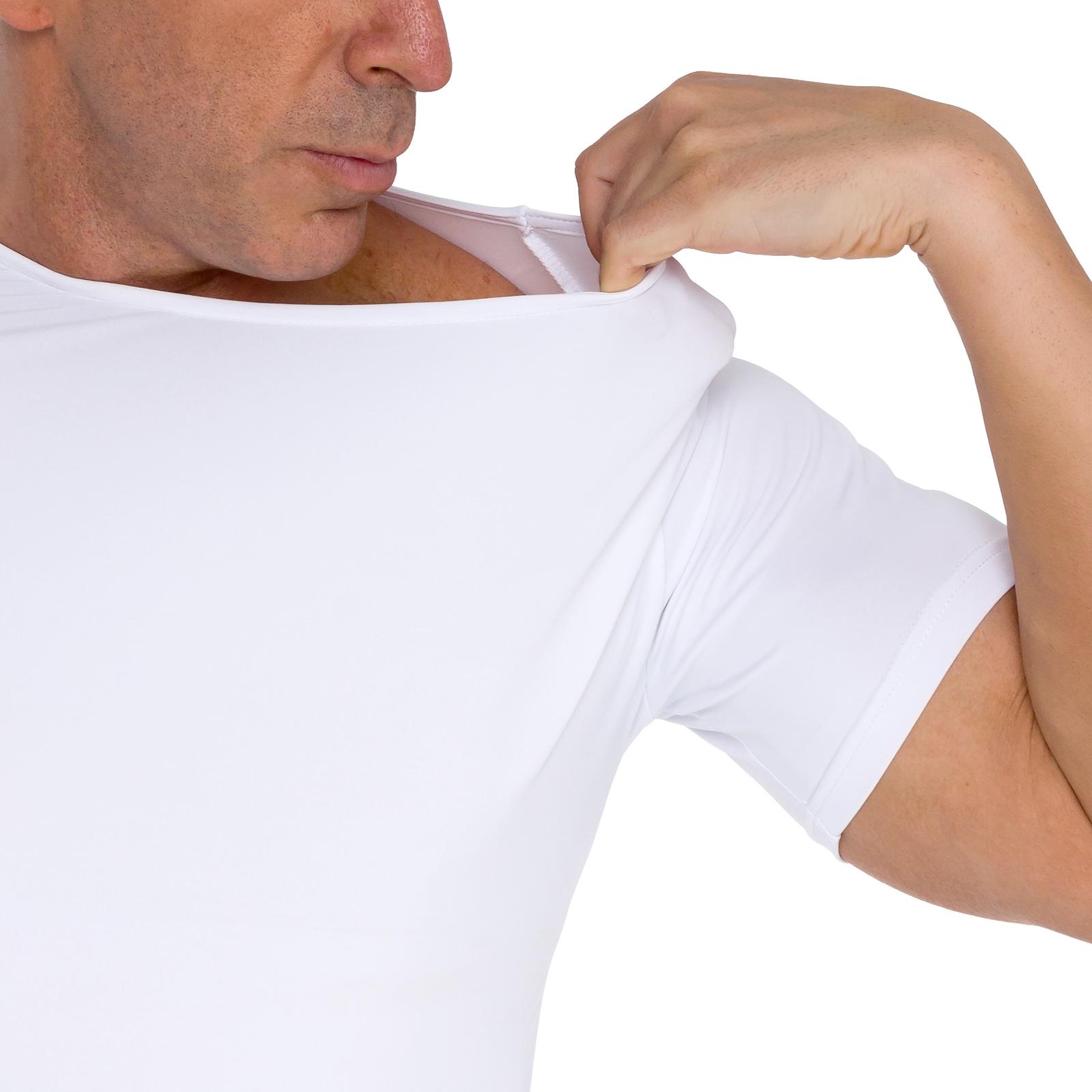LISH-Men-039-s-Slimming-Compression-Body-Shaper-Gynecomastia-Undershirt thumbnail 25