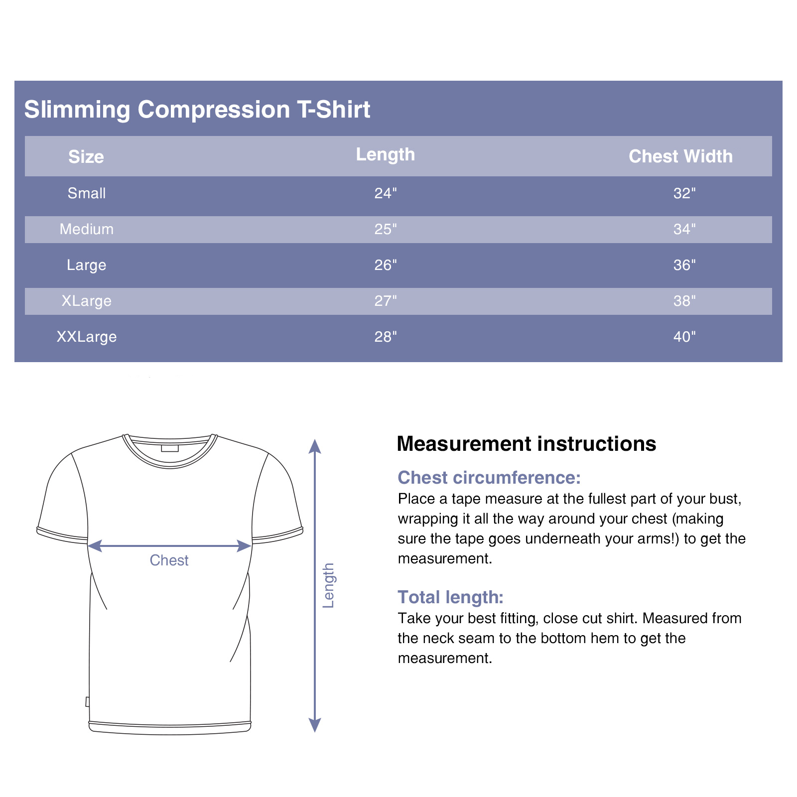 LISH-Men-039-s-Slimming-Compression-Body-Shaper-Gynecomastia-Undershirt thumbnail 28