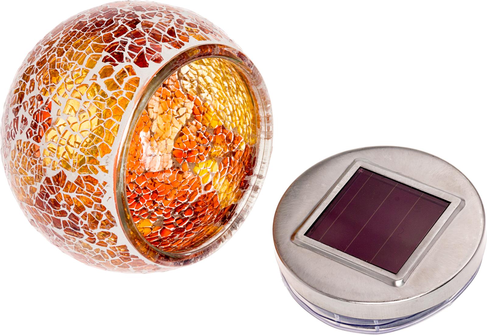 GreenLighting Mosaic Decorative Outdoor Solar LED Ball