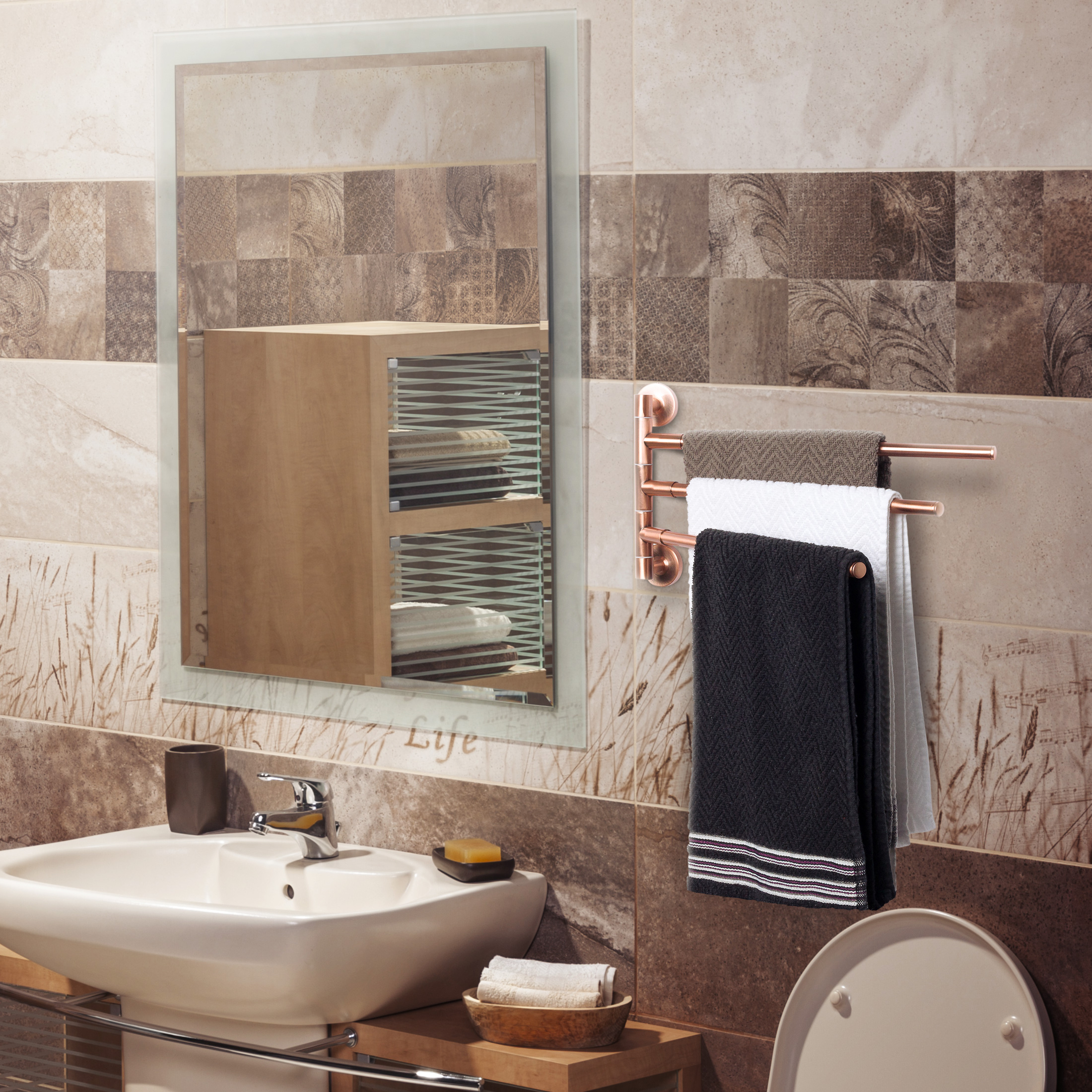 bathrooms design bathroom inserts bar classic sets winsome towel ceramic bars contemporary