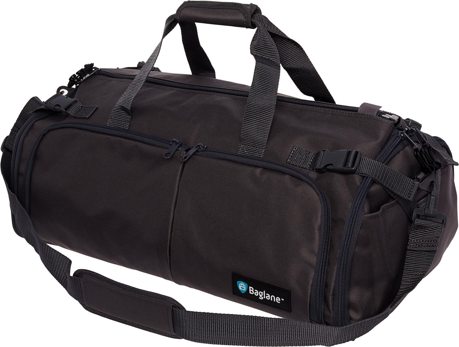 Baglane Canvas Hybrid 2 In 1 Travel Backpack