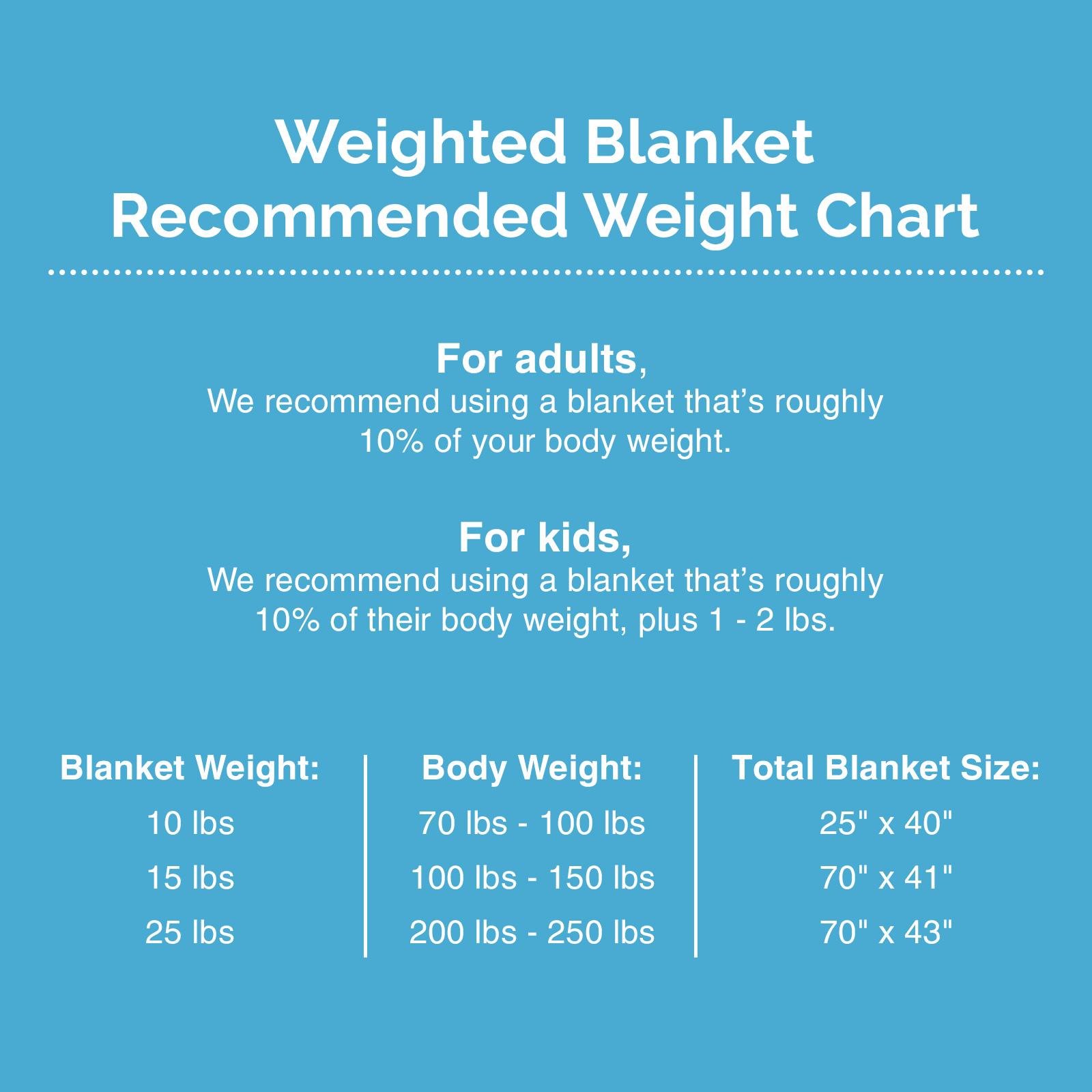 Mindful design adult weighted sensory blanket w minky cover ebay mindful design adult weighted sensory blanket w minky nvjuhfo Image collections