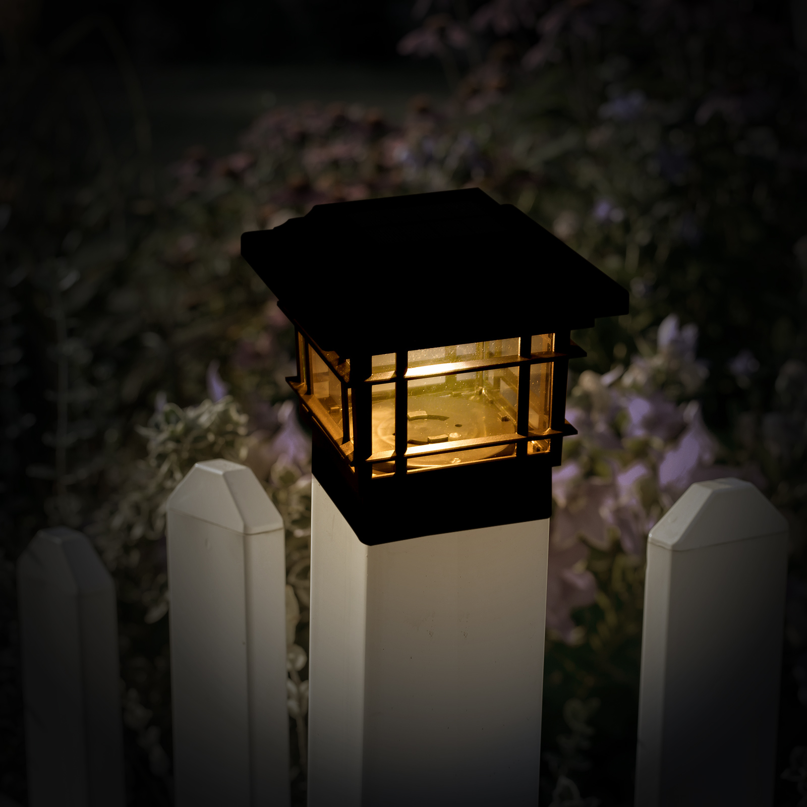 Greenlighting Classica High Lumen Deck Patio Fence Solar